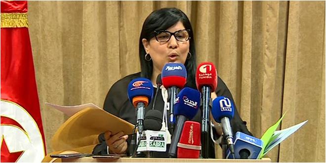 عبير موسي تتهم الدولة بالتخاذل في مكافحة الإرهاب و تهدد باللجوء للقضاء الدولي