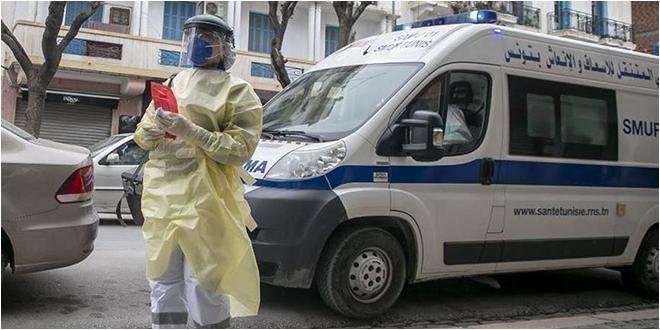 44 وفاة بفيروس كورونا في تونس منذ فتح الحدود