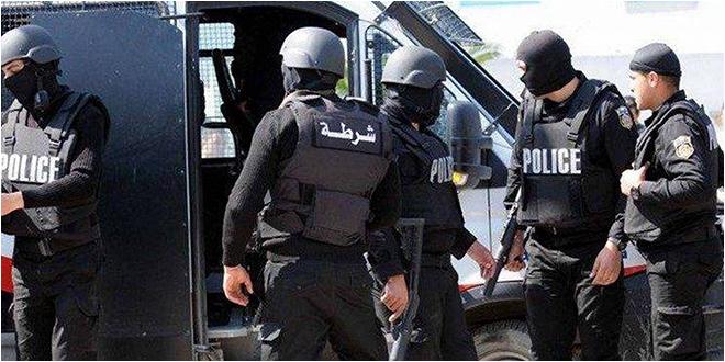 القيروان:  ايقاف 12 شخص مفتش عنهم في حملة امنية شملت عدة معتمديات