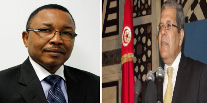 أبرز مستجدات الأوضاع العربية والإقليمية محور اتصال هاتفي بين الجرندي ونظيره السوداني