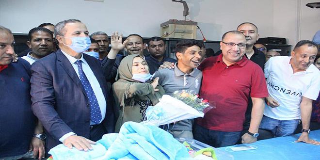 عبد اللطيف المكي: كافة المستشفيات مجهزة بكاميرات مراقبة ومن قام بجريمة اختطاف الرضيع سينال جزاءه