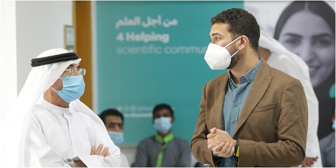 15 ألف متطوع يشاركون بتجارب لقاح كورونا في الإمارات