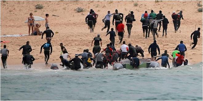 الداخلية الإيطالية: 9200 مهاجر تونسي وصلوا إلى إيطاليا
