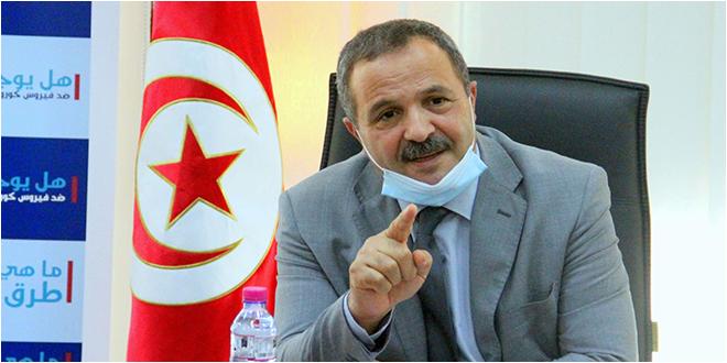 """عبد اللطيف المكي: """"تعطيل البرلمان واستهداف الغنوشي هو استهداف لكل الدولة"""""""