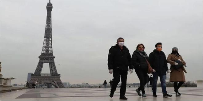 فرنسا تعلن تسجيل 12 ألفا و 845 إصابة جديدة بالكورونا و63 وفاة