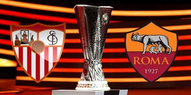 الدوري الأوروبي : قمة نارية بين إشبيلية وروما لحسم التأهل للربع النهائي