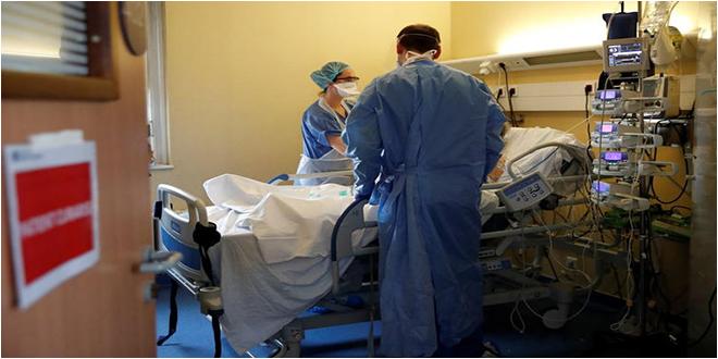 فرنسا: عدد المرضى في أقسام العناية المركزة يتخطى الألفين لأول مرة منذ شهر ماي
