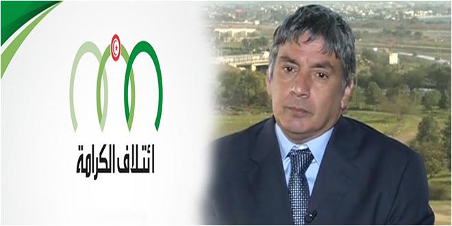 ائتلاف الكرامة يراسل الرئيس لمراجعة قرار منح الجنسية لاعلامي من اصل فلسطيني