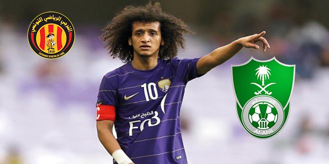 """تمّ تداول إقترابه من الترجي: نجم المنتخب الإماراتي """"عمّوري"""" يتلقّى عرضا كبيرا من الأهلي السّعودي"""