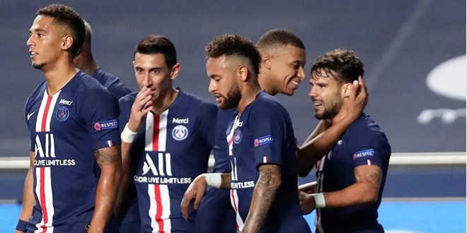أبطال أوروبا: باريس سان جرمان يتأهل إلى النهائي بثلاثية أمام لايبزيغ