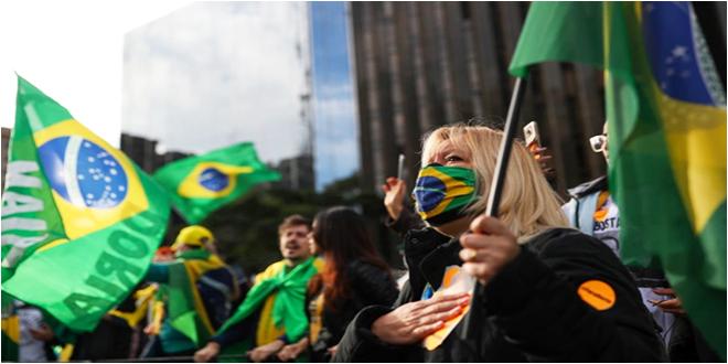 البرازيل: حصيلة الوفيات بفيروس كورونا تتجاوز الـ80 ألفا