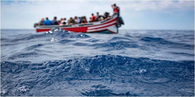 قرقنة: احباط عملية هجرة و انقاذ 15 شخصا