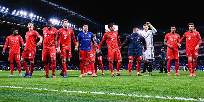 أبطال أوروبا : بايرن ميونخ ينهي حلم ليون ويتأهل لمواجهة باريس سان جيرمان في الدور النهائي