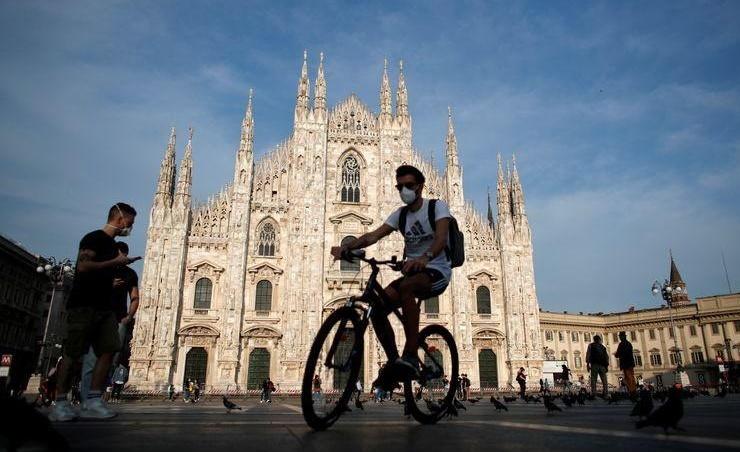 552 حالة جديدة: إيطاليا تسجل اكبر قفزة باصابات كورونا منذ شهر ماي