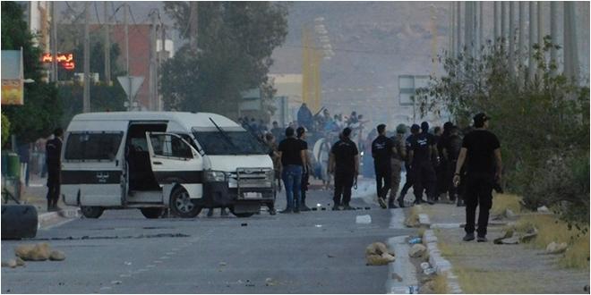 اضراب عام مفتوح في تطاوين بداية من اليوم في خطوة تصعيدية على خلفية قرارات المجلس الوزاري الاخير