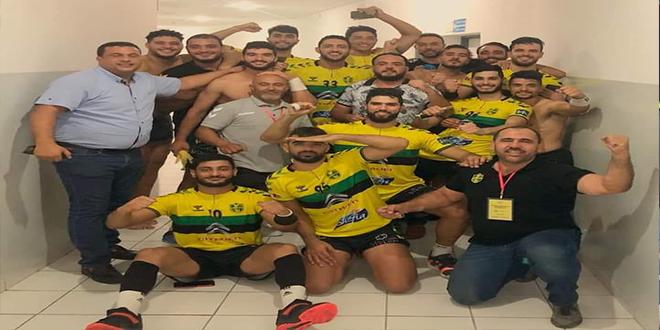 كرة اليد : نادي ساقية الزيت يتوج بكأس تونس للمرة الثانية على التوالي أمام الترجي الرياضي