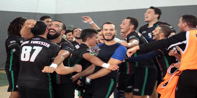 """كرة اليد : الملعب التونسي يعود الى القسم الوطني """"أ"""" بعد 17 سنة"""