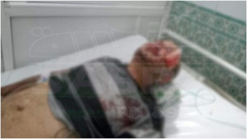 اعتداء بالعنف الشديد على عون دفن بمقبرة قريش بالقيروان