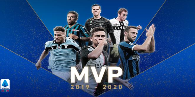الدوري الإيطالي : ديبالا أفضل لاعب وإيموبيلي أفضل مهاجم