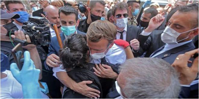 انفجار بيروت: أكثر من 36 ألف شخص يوقعون على عريضة تطالب بعودة الاحتلال الفرنسي للبنان بالتزامن مع زيارة ماكرون
