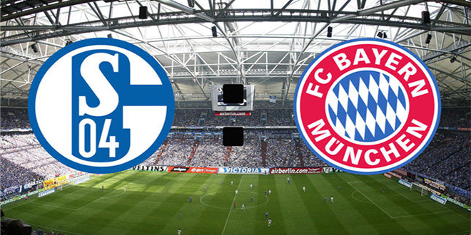 الدوري الألماني : الموافقة على حضور 7500 متفرج في مباراة بايرن ميونخ وشالكه