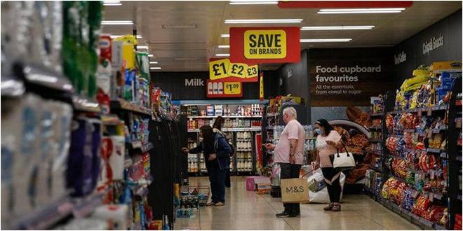 فيروس كورونا: بريطانيا تشهد أسوأ ركود اقتصادي في تاريخها على الإطلاق