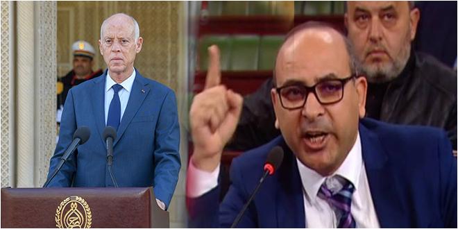 عبد اللطيف العلوي:'رئيس الجمهورية تصرف كرئيس قبيلة وليس كرئيس دولة'